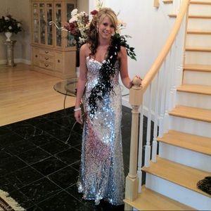 TonyBowls Limited Prom Dress